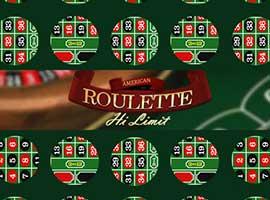 American Roulette Hi Limit